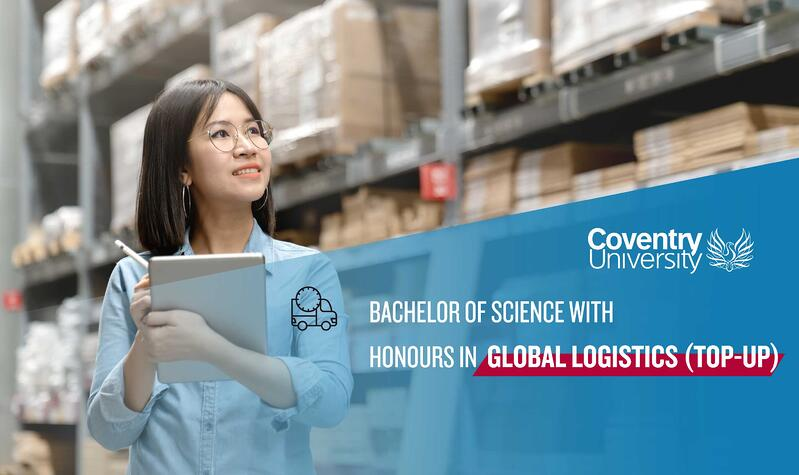 Bachelor Of Science With Honours In Global Logistics degree